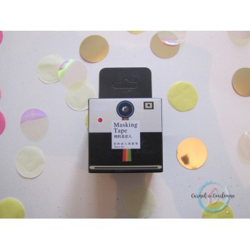 "Washi Tape ""Appareil photo"""