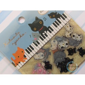 Sachet Stickers kawaii :...